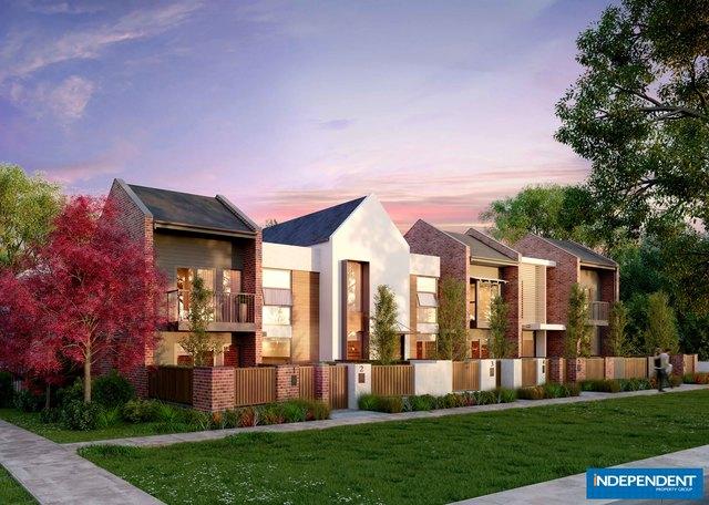 Haus Lane - 2-bedroom terrace, Dickson ACT 2602
