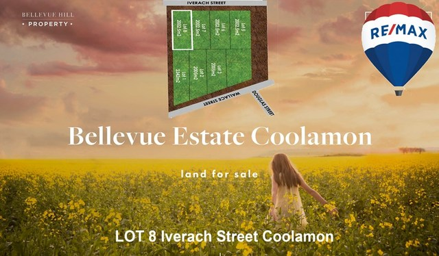Lot 8 Iverach Street, Coolamon NSW 2701