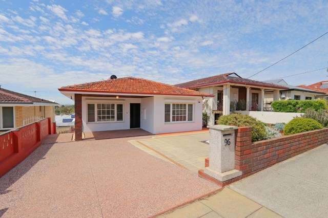 96 Fairfield Street, Mount Hawthorn WA 6016