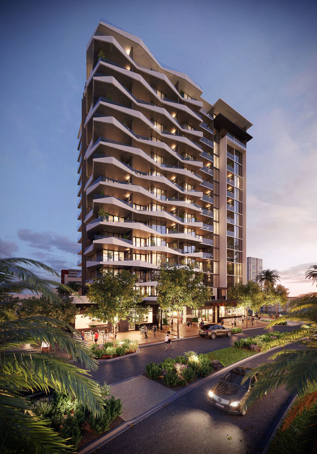 UNIT 605 ICONIC Cnr Musgrave Street And Lord Street, Coolangatta QLD 4225