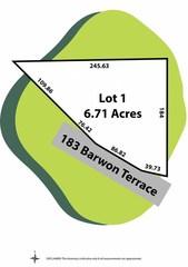 Lot 1/183 Barwon Terrace