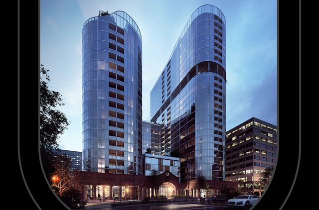 Grand Central Towers - Bespoke luxury penthouses now available, Woden ACT 2606