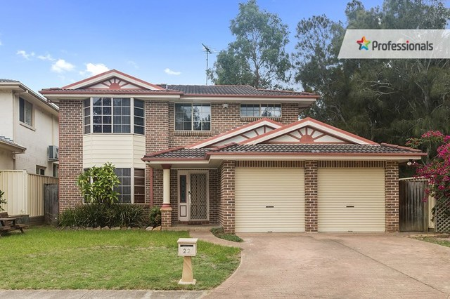 22 Larbert Place, Prestons NSW 2170