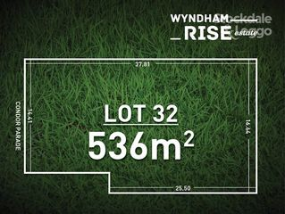 Lot 32 Wyndham Rise Estate