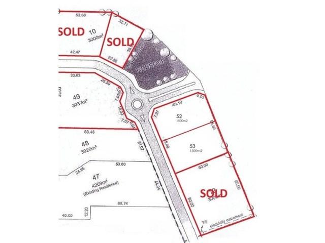 Lots 52 &53 Lakes Park Drive, Ob Flat SA 5291