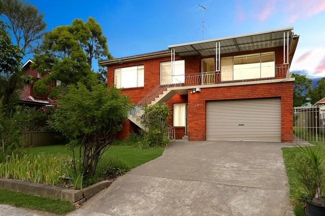 13 Gregory Street, NSW 2136
