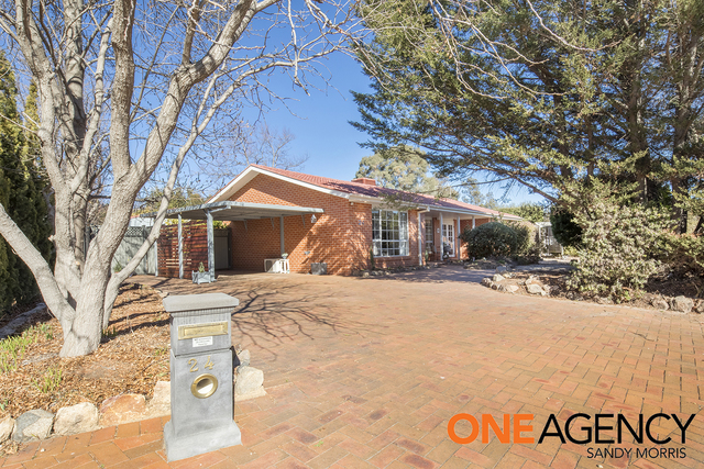 24 Collyburl Crescent, Isabella Plains ACT 2905