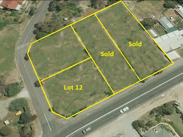 Lot 12/null Cnr Hermitage Crs & New West Road, Port Lincoln SA 5607