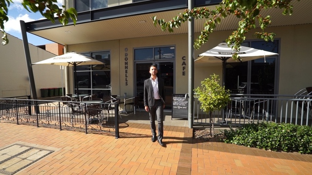 O'Donnells Cafe, Griffith NSW 2680