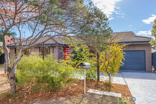 44 MacLaurin Crescent, Chifley ACT 2606
