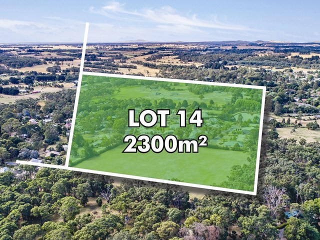 Lot 14 Woodland Views Estate, Woodend VIC 3442
