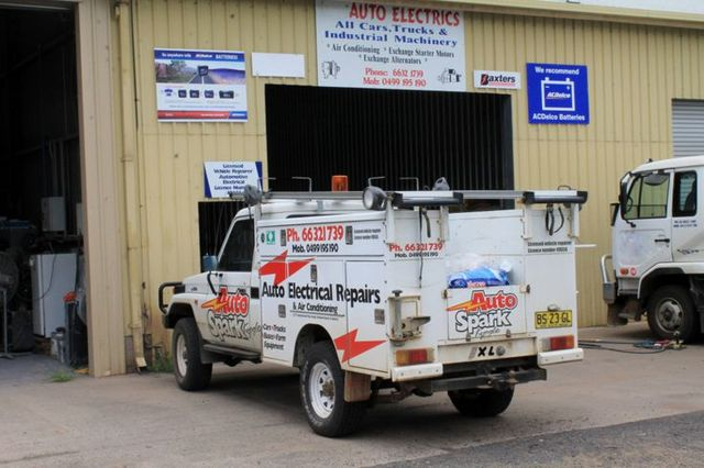 Shed 2 Autospark, Kyogle NSW 2474