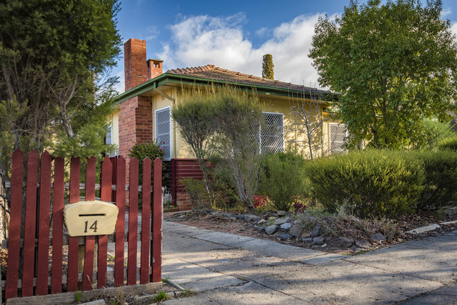 14 Macarthur Avenue, O'Connor ACT 2602