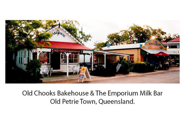 Two Iconic Businesses In Popular Old-Time Tourist Hotspot, Petrie QLD 4502
