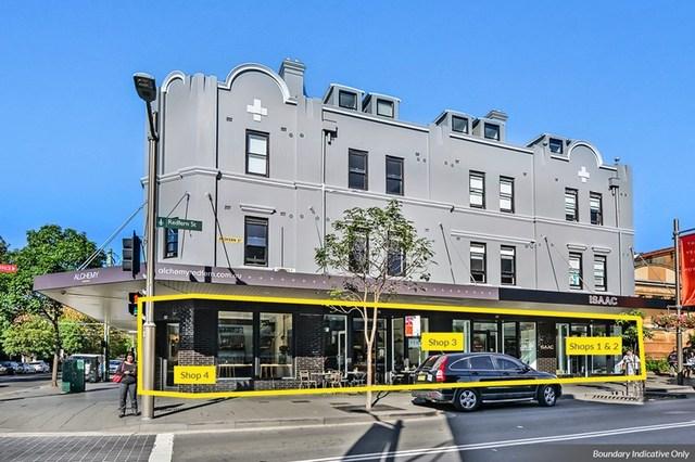 Shops 1-5 94 Pitt Street, Redfern NSW 2016