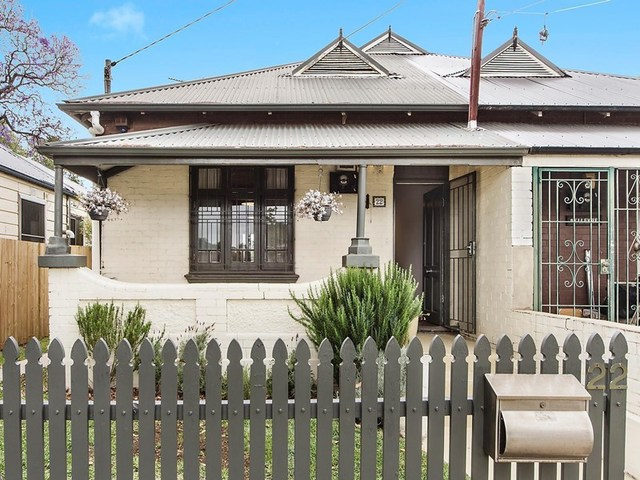 22 Victoria Street, Granville NSW 2142