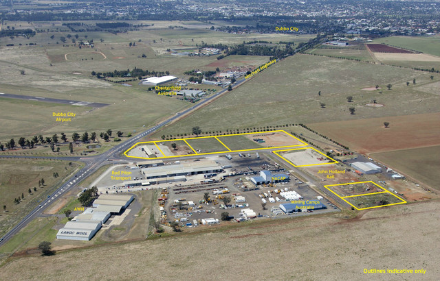 Pilon's Industrial Estate Mitchell Highway, Dubbo NSW 2830