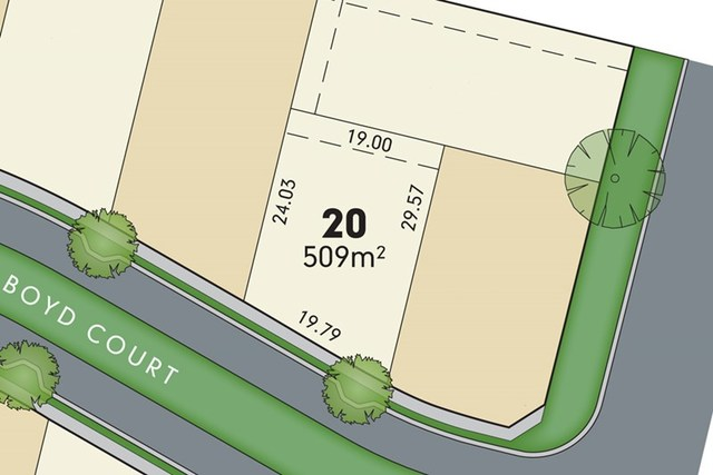 Lot/20 Boyd Court, Canadian VIC 3350