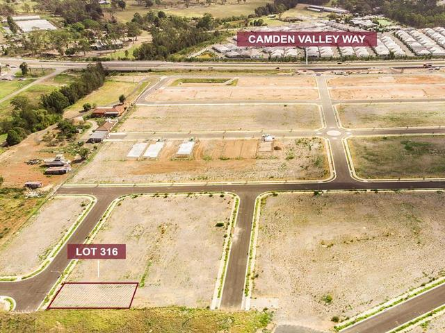 Lot 316 Empower Street, Leppington NSW 2179
