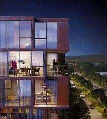 Midnight - 1 Bedroom Top Floor Apartment