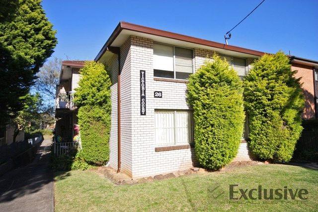 3/26 Hampstead  Road, NSW 2140