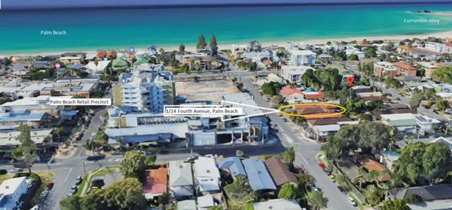 1/24 Fourth Avenue, Palm Beach QLD 4221