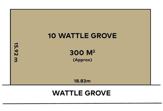 10 Wattle Grove, Klemzig SA 5087