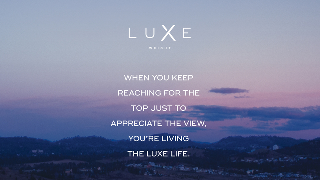Luxe - Coming Soon, Wright ACT 2611