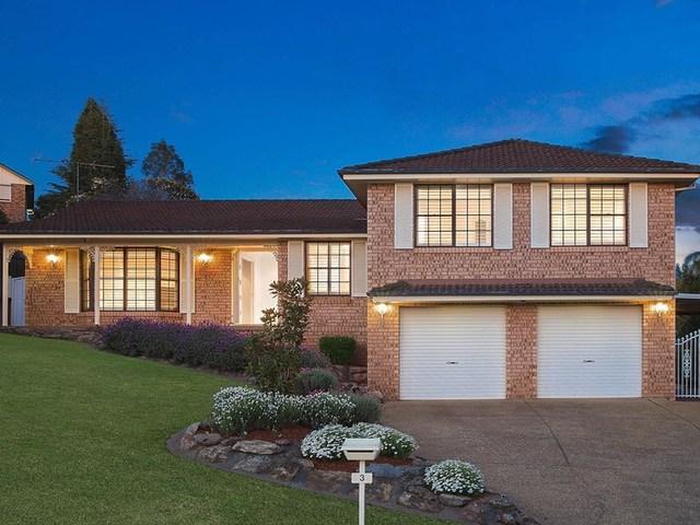 3 Barossa Court, Baulkham Hills NSW 2153