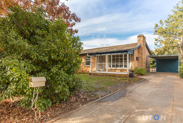 23 Blacket Street, Downer ACT 2602