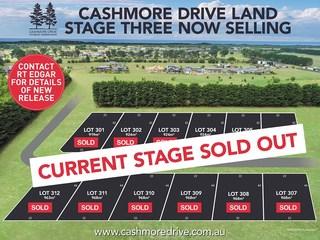 LOTS 301-312 Cashmore Drive