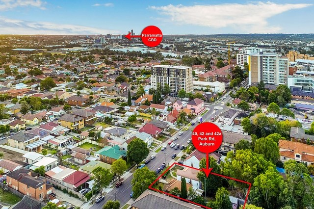 40,42 & 42A Park Rd, Auburn NSW 2144