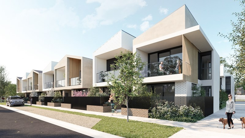 Lot 46 tribeca village point cook vic 3030 townhouse for Tribeca townhouse for sale
