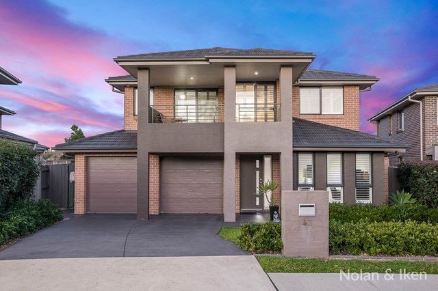 43 Adelong Parade, The Ponds NSW 2769