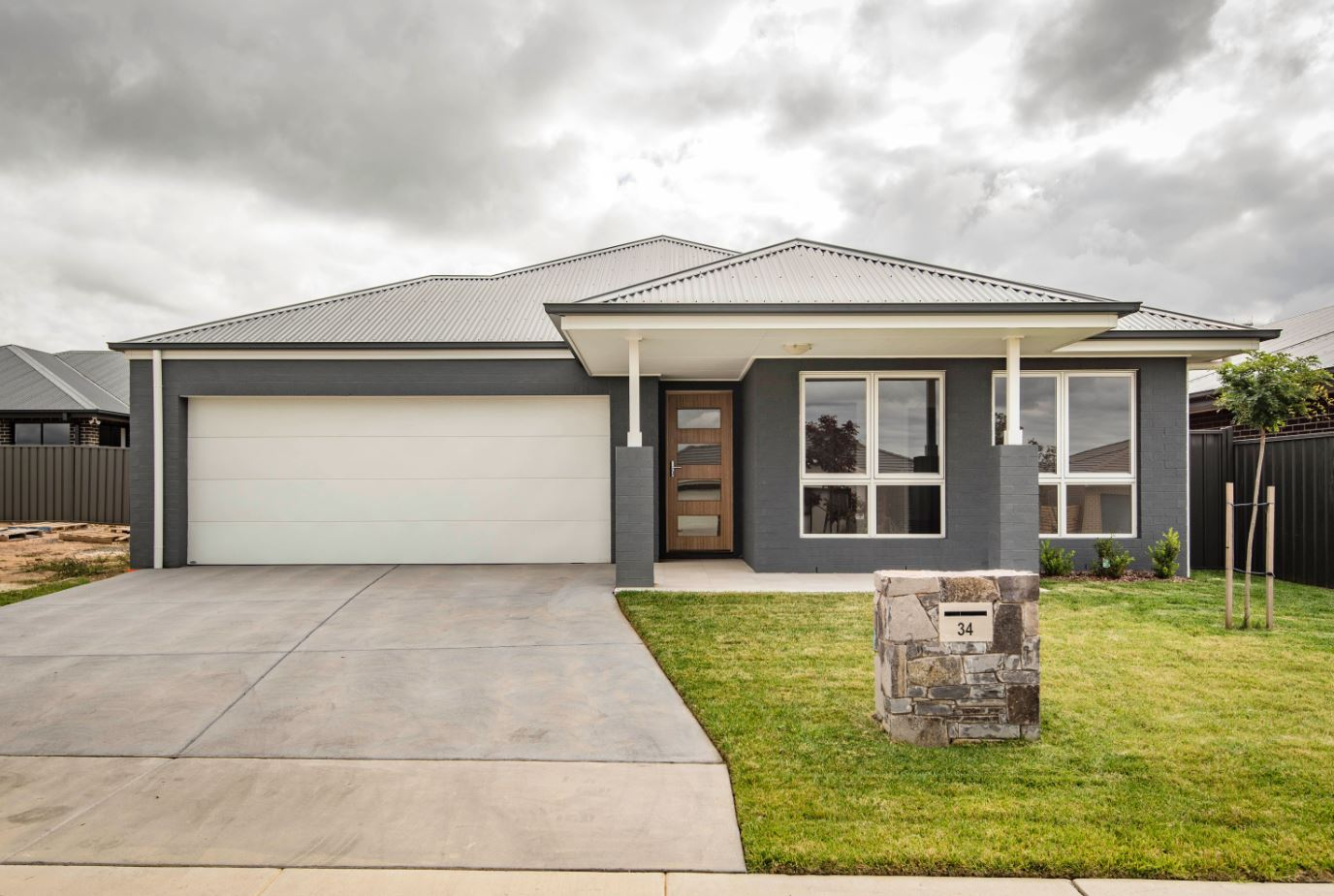House And Land Googong 4 Bed 2 Bathroom 2 Garage