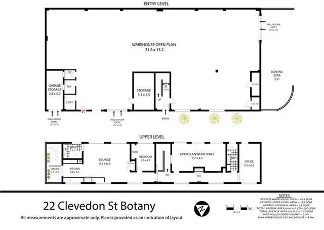 22 Clevedon Street, Botany NSW 2019