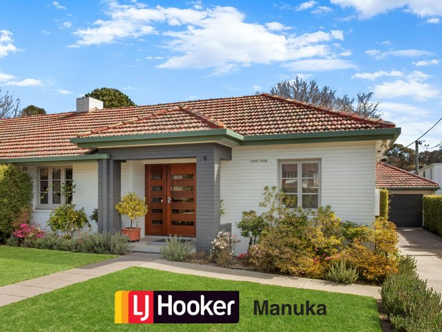6 Roe Street, Griffith ACT 2603