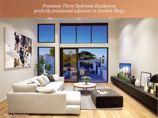 Maple - Premium Three Bedroom Residences, ACT 2600