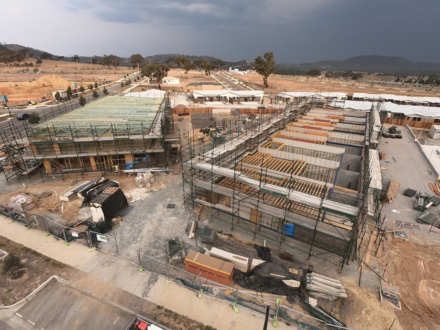 Tempo Collective - Andante - Red Hot last 2 Bedroom !!!! - Construction has commenced, ACT 2914