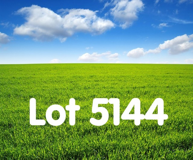 Lot 5144 Arrowhead Ave, Leppington NSW 2179