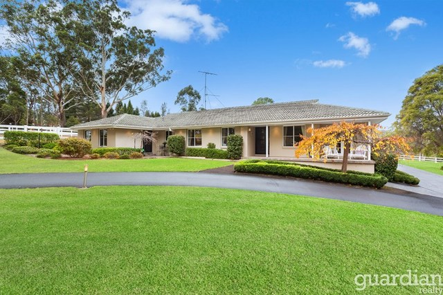 12 Coppabella Road, Middle Dural NSW 2158