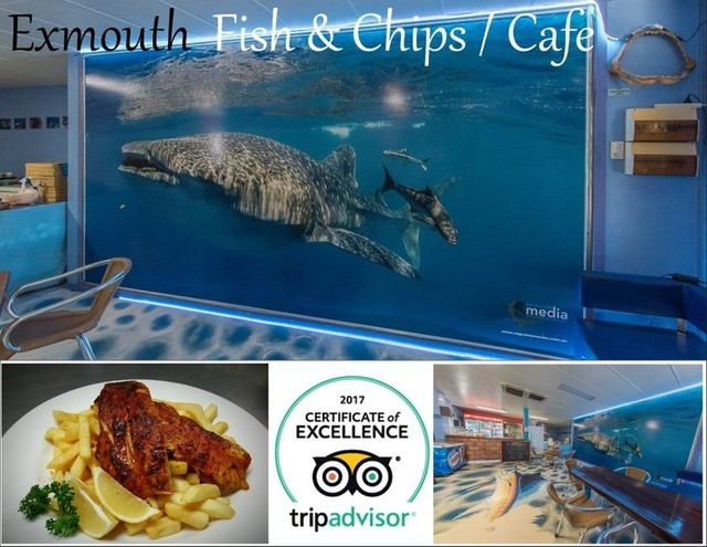 Fish & Chip Shop - Coastal Wa, Exmouth WA 6707