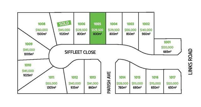 Lot 1005/Siffleet Close Links Estate, NSW 2380