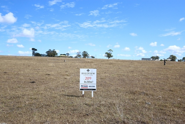 Lot 209 Hillview, Louth Park NSW 2320