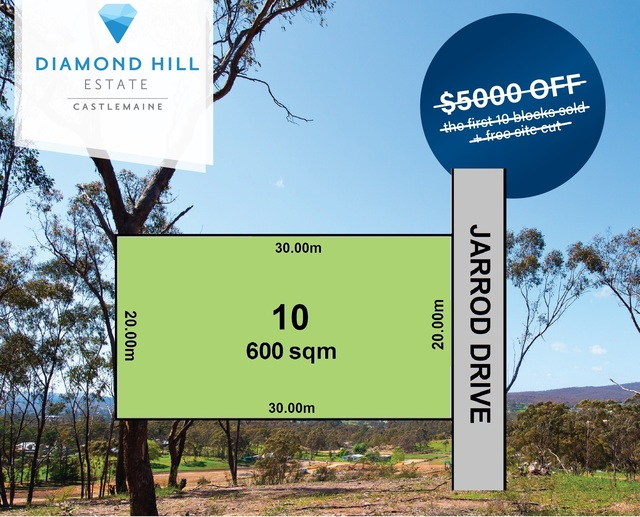 Lot 10 Jarrod Drive, Mckenzie Hill VIC 3451