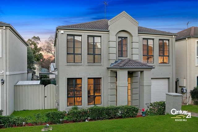 40 The Parkway, Beaumont Hills NSW 2155