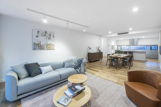 Dominion Residences - 1/22 Canberra Avenue, Forrest ACT 2603