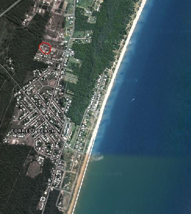 (no street name provided), Forrest Beach QLD 4850