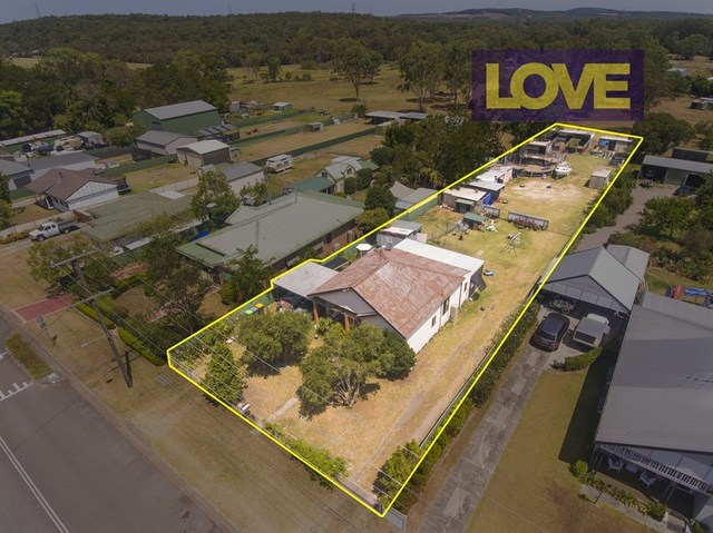 (no street name provided), Holmesville NSW 2286