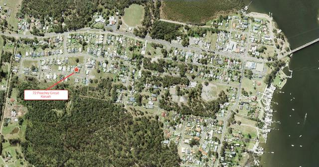 72 Peachey Circuit, NSW 2324